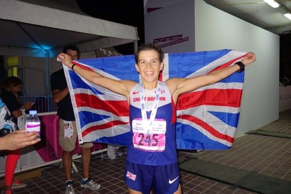 Ellie Greenwood - 2014 IAU 100k World Champion