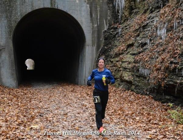 Traci Falbo - American 100-mile trail record