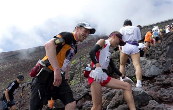 Houston Laws - Fuji Mountain Race 2