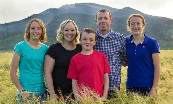 The Draney Family