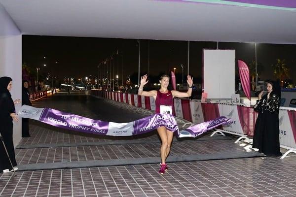 Emily Harrison - 2014 IAU 50k World Champion