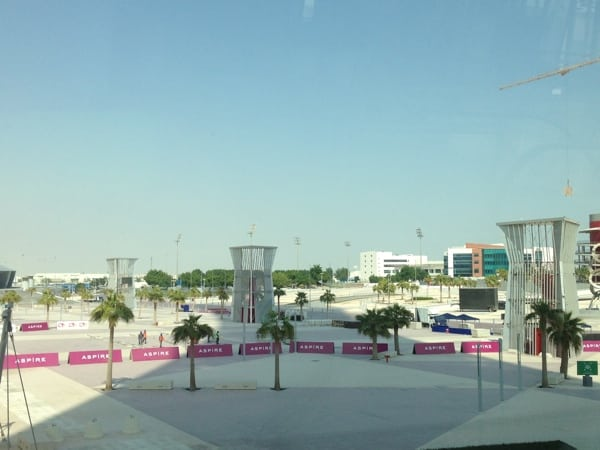Aspire Zone - Doha Qatar