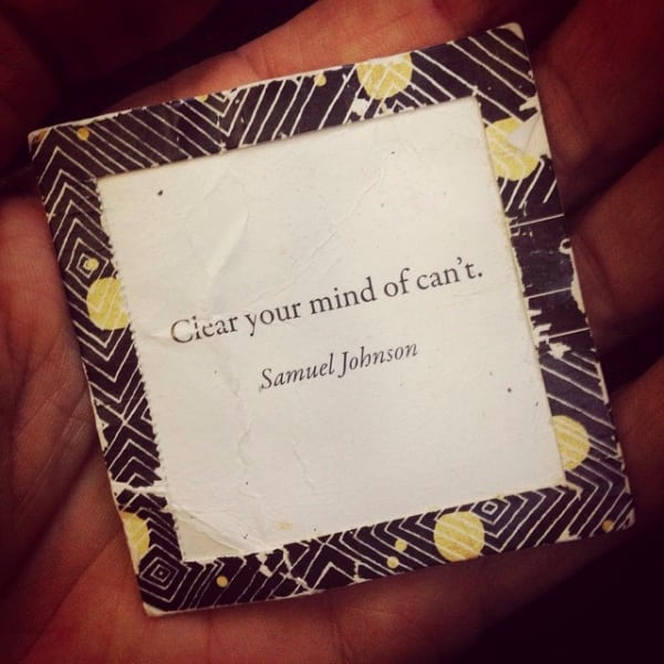 Larisa Dannis - clear your mind of cant