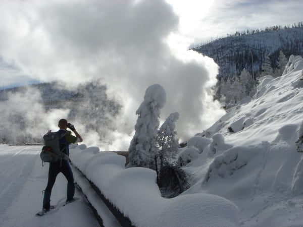 Winter Fastpacking Yosemite National Park