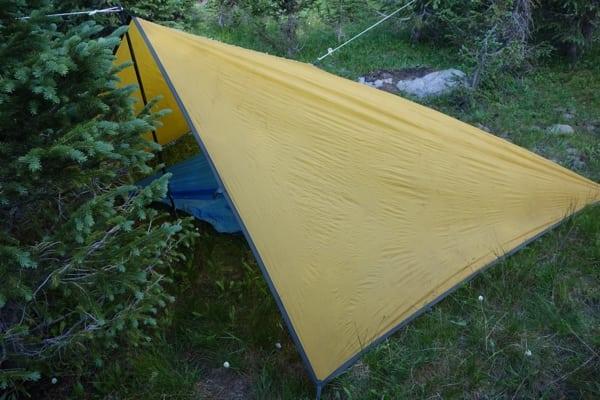 Durable Campsite Uinta Mountains