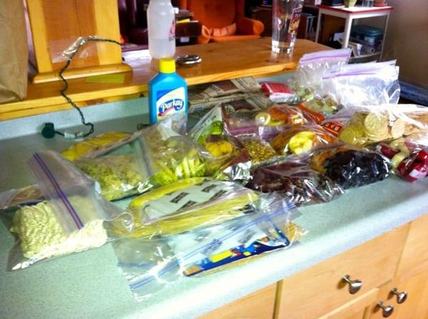 Backpacking Food 2
