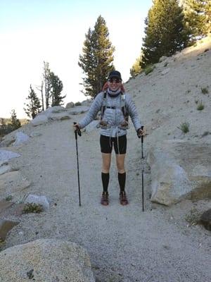Fastpacking Tahoe Rim Trail