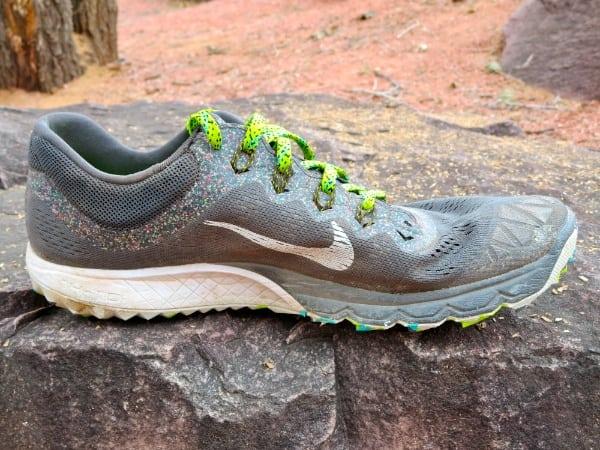 Nike Terra Kiger 2 medial upper