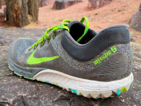 Nike Terra Kiger 2 lateral upper