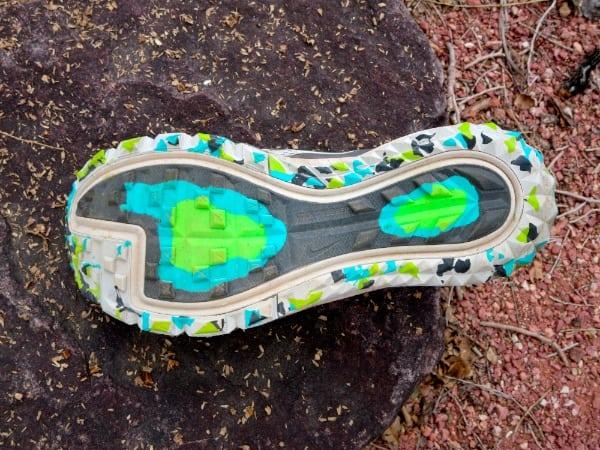 Nike Terra Kiger 2 outsole