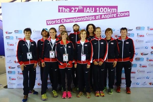 Team USA - 2014 IAU 100k World Championships
