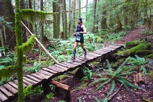 Michael Wardian 2014 Squamish 50k 2