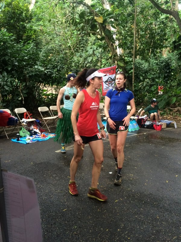 Amy Sproston, 2015 HURT 100 women's champion