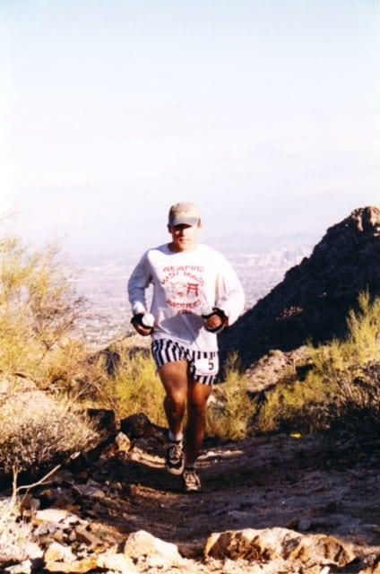 Chase Duarte, 1998 Phoenix National Trail 50-Mile, Phoenix, AZ