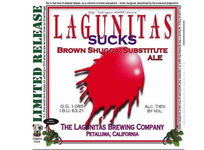 Lagunitas Brewing Company Lagunitas Sucks