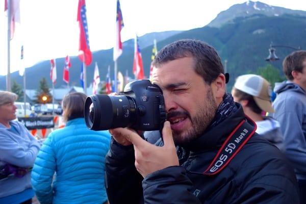 Jordi Saragossa - 2014 Hardrock 100
