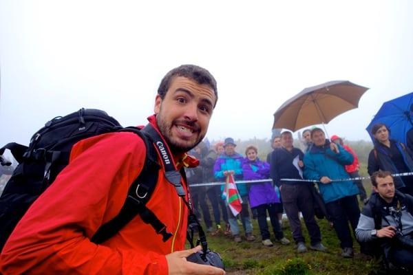 Jordi Saragossa - 2014 Zegama Marathon