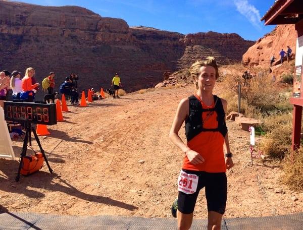 Alex Nichols - 2015 Moab Red Hot 55k champion