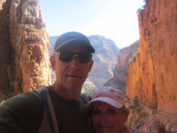 Deb and Steve Pero, Grand Canyon, photo 8
