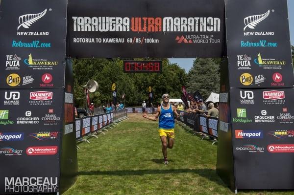 Dyan Bowman - 2015 Tarawera Ultramarathon