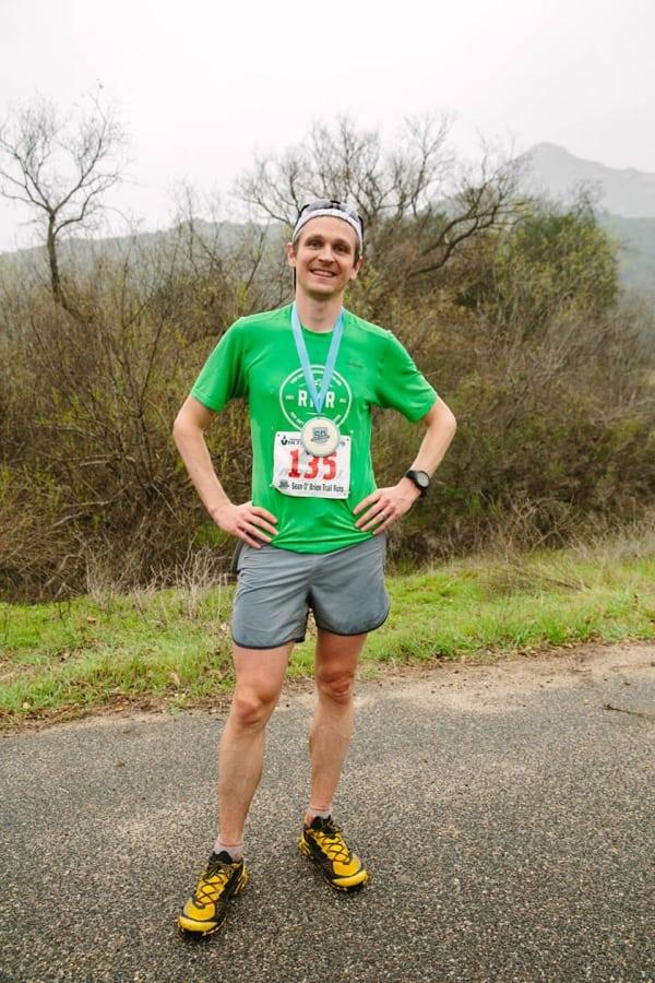 Ryan Smith - 2015 Sean O'Brien 100k