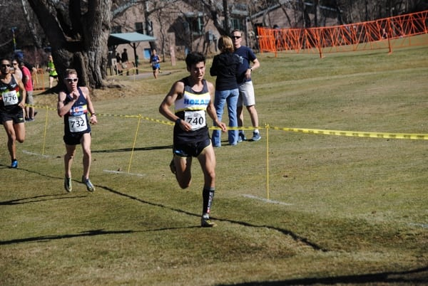 Sage Canaday - 2015 U.S. Cross Country Championships