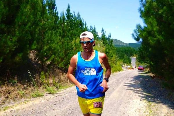 Dylan Bowman - 2015 Tarawera Ultramarathon champion