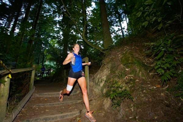 Ruby Muir - 2015 Tarawera Ultramarathon champion