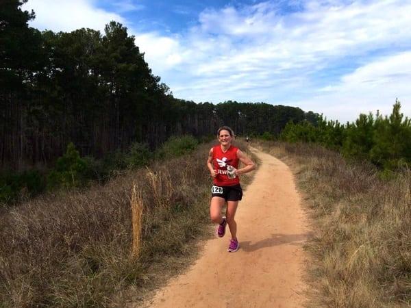 Nicole Studer American 100-mile trail record 2015 Rocky Raccoon 100 Mile