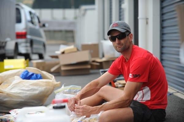 Tarawera Ultramarathon race director Tim Day