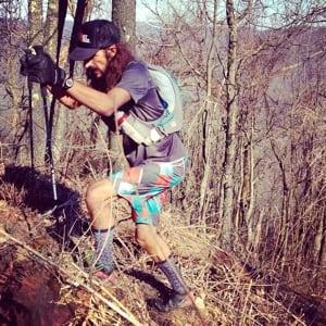 Jamil Coury - 2014 Barkley Marathons