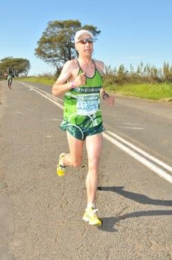 Jonas Budd - 2011 Comrades Marathon