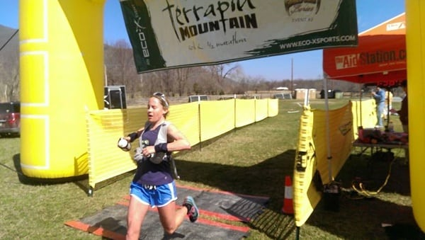 Bethany Patterson - 2015 Terrapin 50k