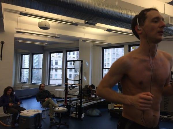 Denis Mikhaylove - treadmill 12-hour world record