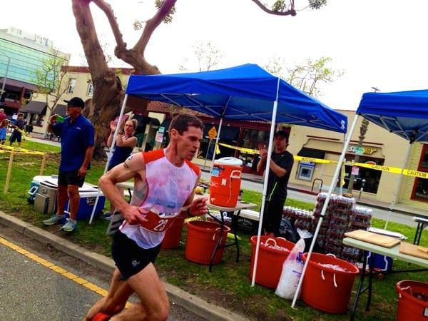 Max King - 2015 LA Marathon