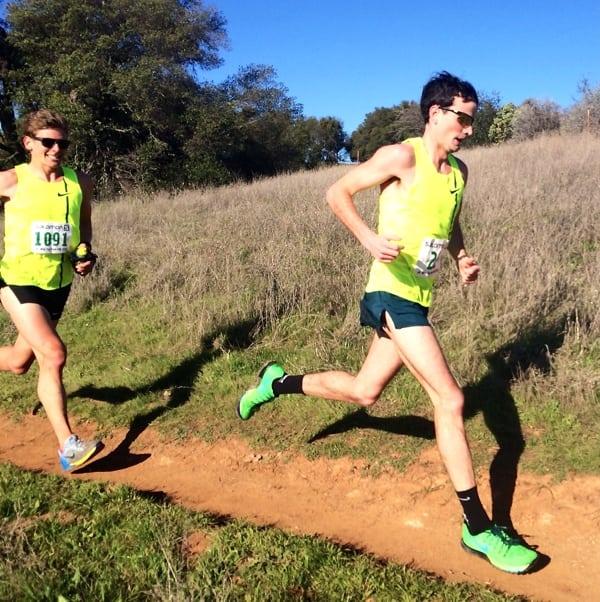 Patrick Smyth and Tim Tollefson - 2015 Way Too Cool 50k