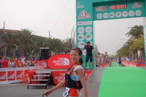 Dong Li - 2015 Transgrancanaria 3rd place