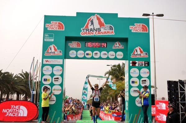 Nuria Picas - 2015 Transgrancanaria champion