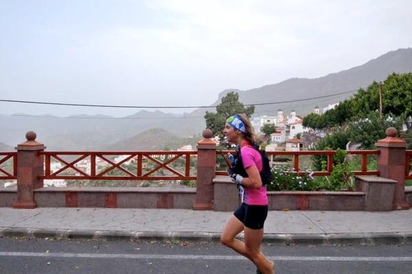 Caroline Chaverot - 2015 Transgrancanaria second place