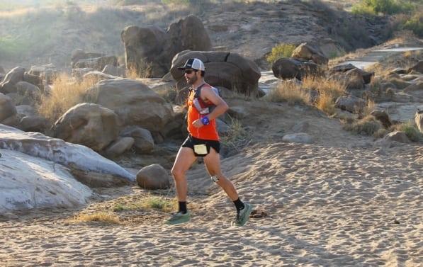 Tom Caughlin - 2015 Run the Rann 101k