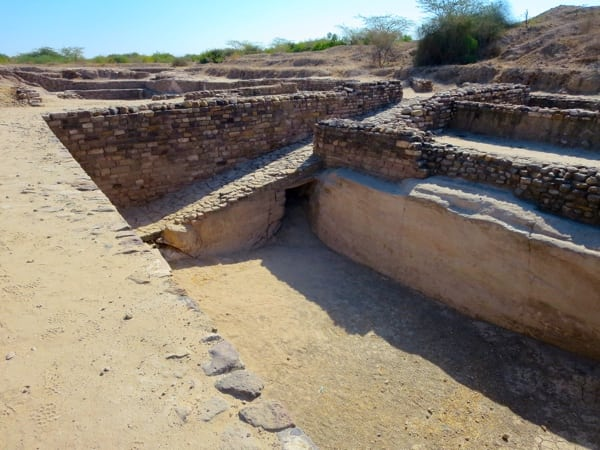 Dholavira archeological site