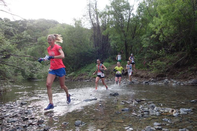 Stephanie Howe - 2015 Lake Sonoma 50 Mile
