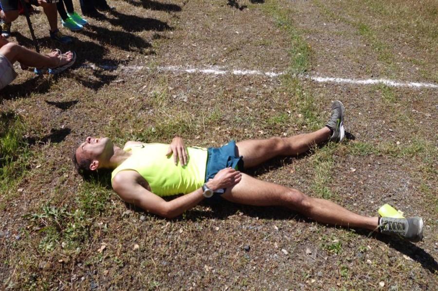 Alex Varner - 2015 Lake Sonoma 50 Mile