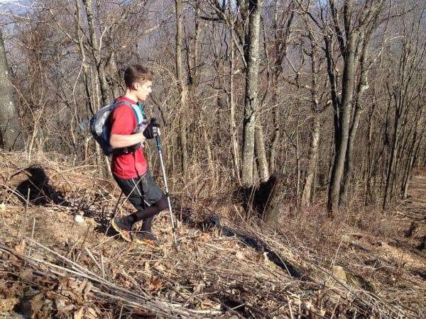 John Kelly - 2015 Barkley Marathons
