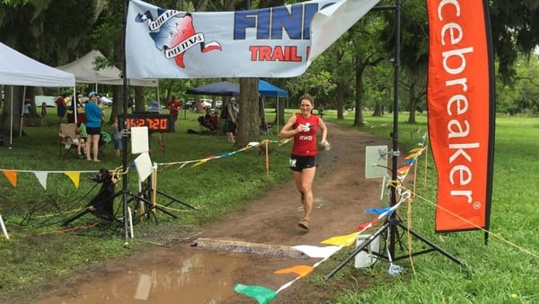 Nicole Studer - 2015 Brazos Bend 50 Mile