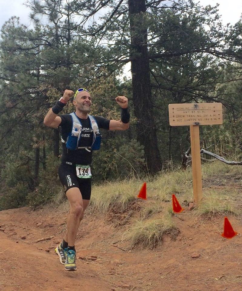Rene Rovera - 2015 Zane Grey 50 Mile