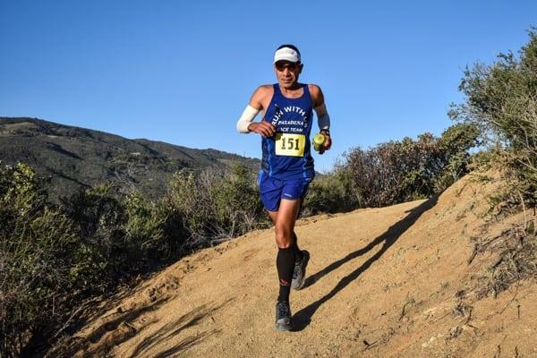 Jorge Pacheco -Leona Divide 50 Mile