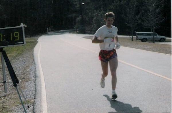 Dink Taylor 5 - Running