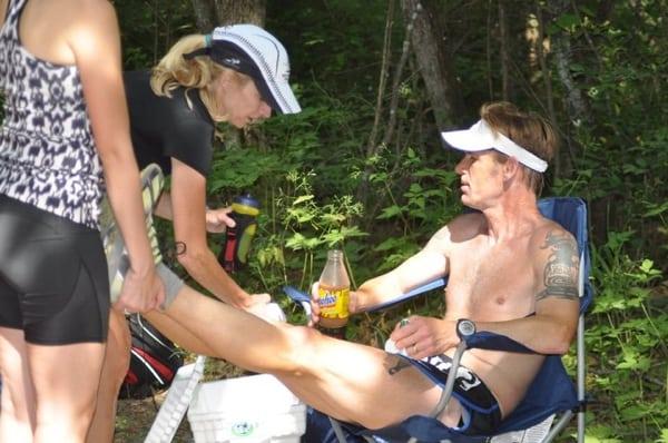 Dink Taylor 6 - Vermont 100 Mile