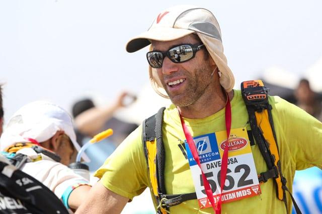 2015 Marathon des Sables - Stage 5 - Dave Mackey